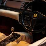 Lancaster Insurance Classic Car Show NEC (65 of 250) Ferrari F355 interior