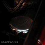 Lancaster Insurance Classic Car Show NEC (70 of 250) Ferrari F355 oil cap