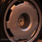 Lancaster Insurance Classic Car Show NEC (8 of 250) Jaguar XJ220 Rear alloy wheel