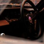 Lancaster Insurance Classic Car Show NEC (81 of 250) Ford GT40 cockpit detail