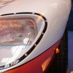 Lancaster Insurance Classic Car Show NEC (87 of 250) Ford GT40 headlight closeup