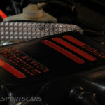 Lancaster Insurance Classic Car Show NEC (90 of 250) Lotus Carlton supercharger behr closeup