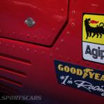 Lancaster Insurance Classic Car Show NEC (94 of 250) Ferrari 330 P4 badges side closeup