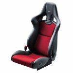 Nissan GTR Nismo Edition 2014 White carbon backed seats recaro