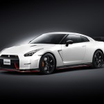 Nissan GTR Nismo Edition 2014 White front studio