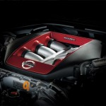 Nissan GTR Nismo Edition 2014 White uprated engine details