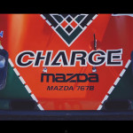 Mazda 787B front nose Le Mans' Luke Huxham