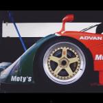 Mazda 787B front side Le Mans' Luke Huxham