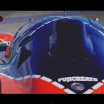Mazda 787B roof Le Mans' Luke Huxham