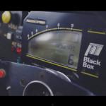 Mazda 787B speedo dashboard Le Mans' Luke Huxham