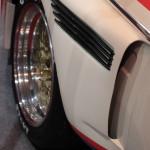 Race Retro 2014 Classic Motorsport BMW 3.0 CSL front vent