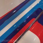 Race Retro 2014 Classic Motorsport BMW 3.0 CSL livery m sport