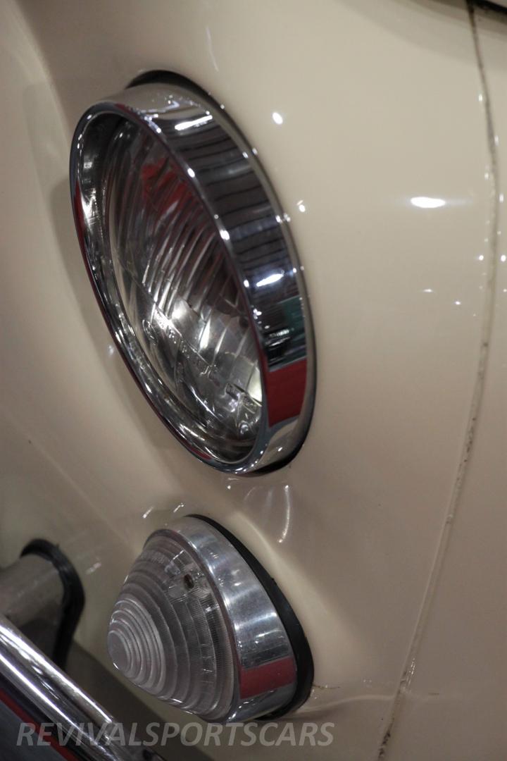 Race Retro 2014 Classic Motorsport Fiat Abarth 595 front lights