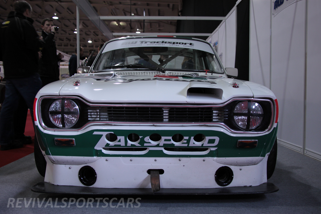 Race Retro 2014 Classic Motorsport Ford Escort front