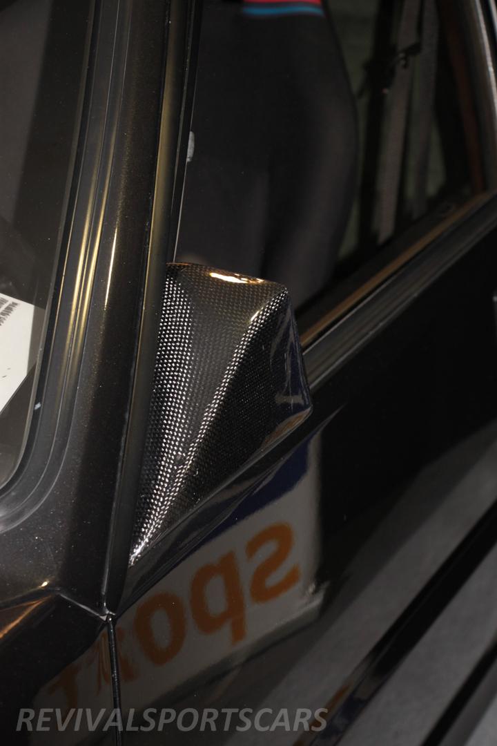 Race Retro 2014 Classic Motorsport Lancia Integrale HF wing mirror