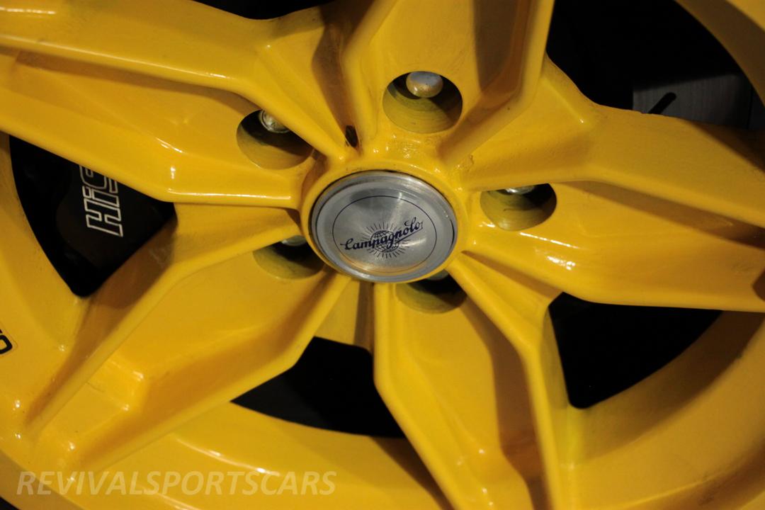 Race Retro 2014 Classic Motorsport Lancia Stratos Race car alloy wheel