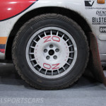 Race Retro 2014 Classic Motorsport Toyota Celica GT4 ST185 rally car malboro front arch