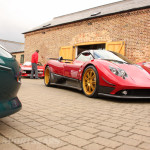 DK Engineering Open Day 2014-1 Pagani Zonda