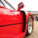 DK Engineering Open Day 2014-10 Ferrari F40