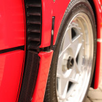 DK Engineering Open Day 2014-11 Ferrari F40
