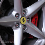 DK Engineering Open Day 2014-114 Ferrari F360 Wheel