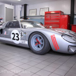 DK Engineering Open Day 2014-129 Workshop Ford GT40 racer
