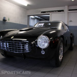 DK Engineering Open Day 2014-134 Ferrari 250 GTE Zagato