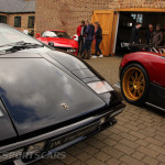 DK Engineering Open Day 2014-2 Lamborghini Countach