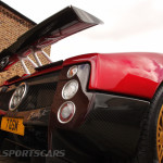 DK Engineering Open Day 2014-40 Pagani Zonda