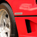 DK Engineering Open Day 2014-5 Ferrari F40