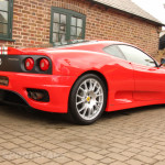 DK Engineering Open Day 2014-52 Ferrari 360 Challenge Stradale