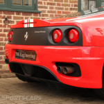 DK Engineering Open Day 2014-54 Ferrari 360 Challenge Stradale