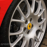 DK Engineering Open Day 2014-58 Ferrari 360 Challenge Stradale