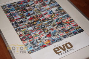 EVO Magazine First 100 Issues Limited Edition Signed Print Harry Metcalfe-2