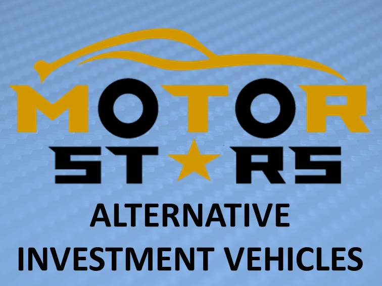 MotorStars Investment Cars Campaign - Alternative Investment Vehicles