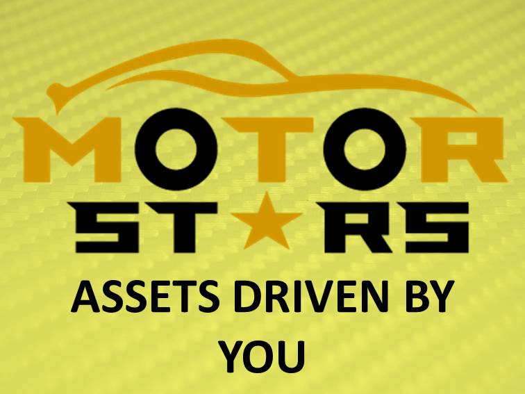 MotorStars Investment Cars Campaign - Assets Driven by You