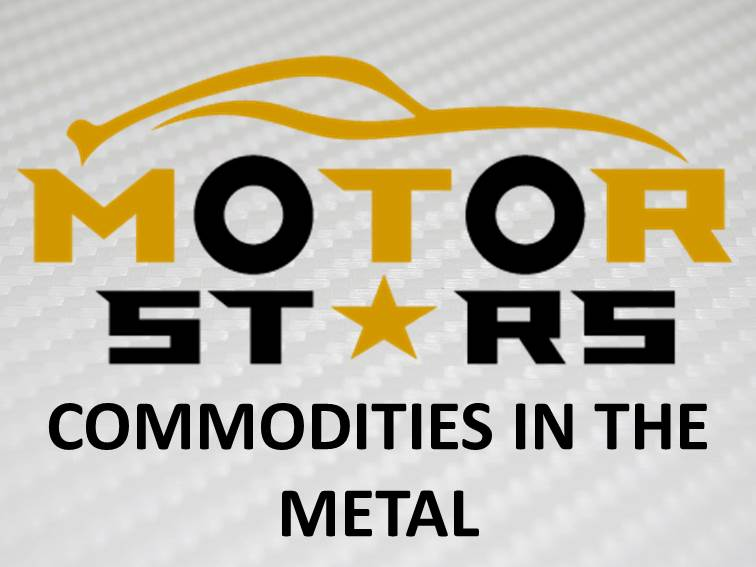 MotorStars Investment Cars Campaign - Commodities in the Metal