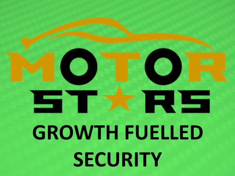 MotorStars Investment Cars Campaign - Growth Fuelled Security