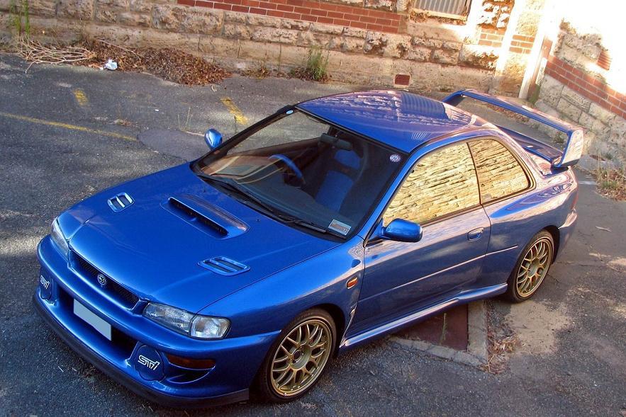 Subaru Impreza STI 22B (UK)   Revival Sports Cars