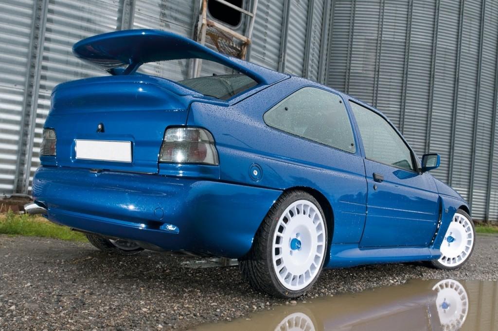Ford escort gti gearbox