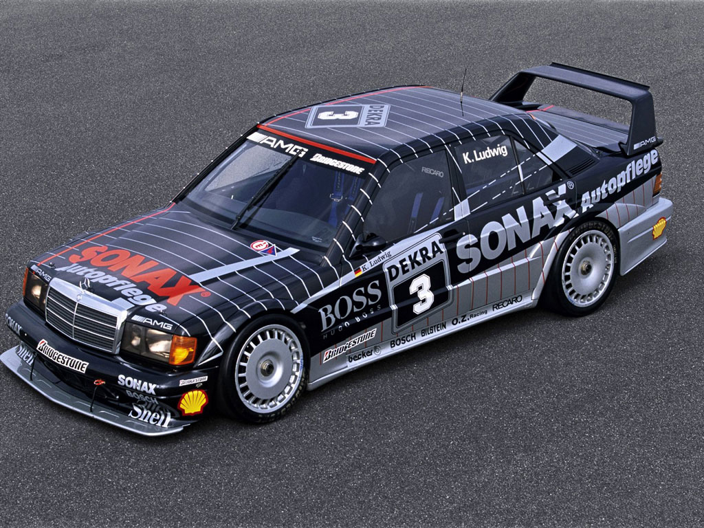 Mercedes C Class Amg Touring Car Front Sonax High 1024